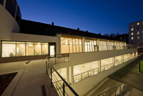 Local Government Training Centre glazing project
