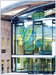 Exeter University Glass project